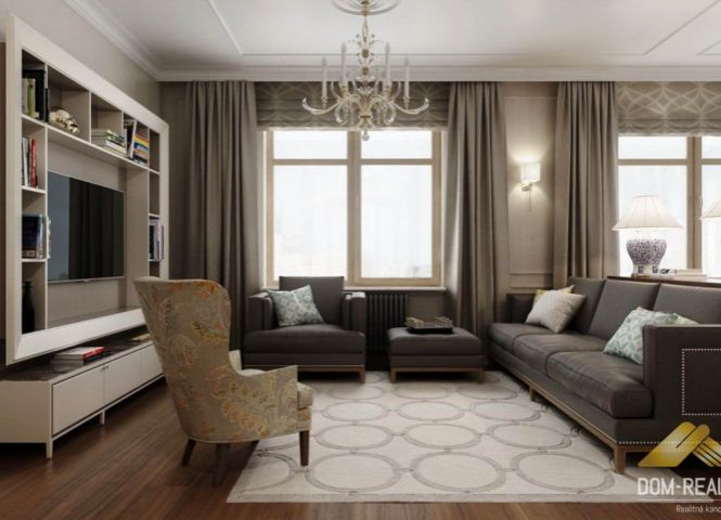 3 izbový byt - Snina - Fotografia 1