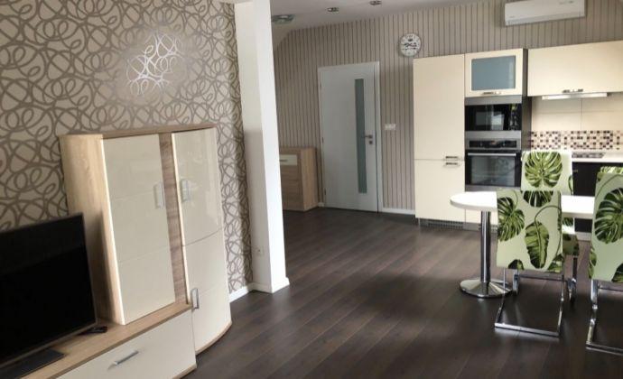 Prenajom veľkometrážneho luxusného bytu v Bojniciach