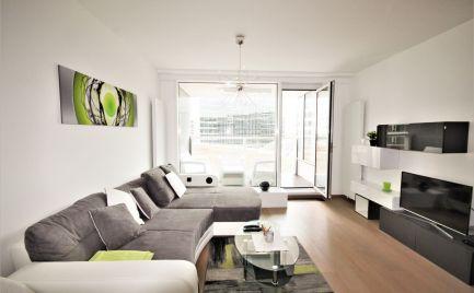 PREANÁJOM - krásny 2i byt s parkovaním v komplexe PANORAMA CITY, BA I.