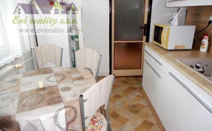 Predaj dvojizbový byt s balkónom v Senici