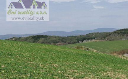 Na predaj slnečný pozemok v obci Podkylava kopanice