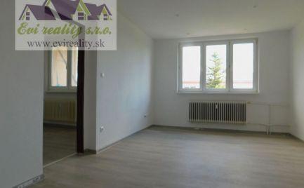 Predáme 2. izbový byt po kompletnej rekonštrukcii Senica.