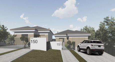 Novostavba nízkoenergetického 4 izbového rodinného domu s garážou, 754 m2, Trenčianske Mitice