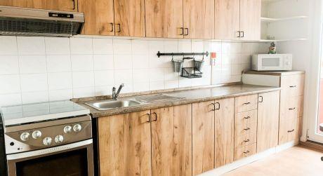 ZNÍŽENÁ CENA 3-izbový byt v Necpaloch, čiastočne zariadený, 70m2,6/8p.