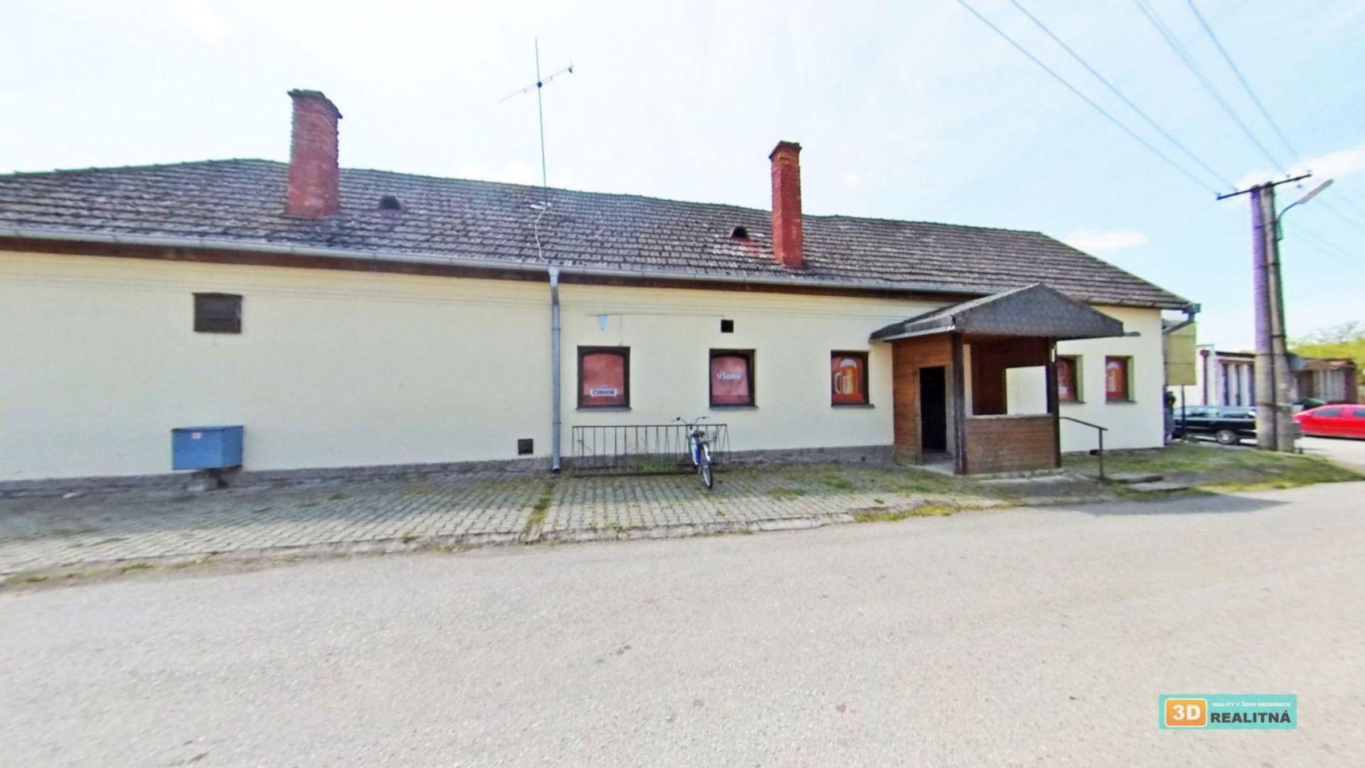 Polyfunkčný objekt-Predaj-Skačany-99000.00 €