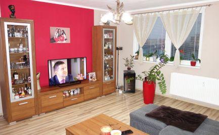 Krásny, zrekonštruovaný 3-izbový byt 75 m2 + lodžia na ul. Halalovka v Trenčíne