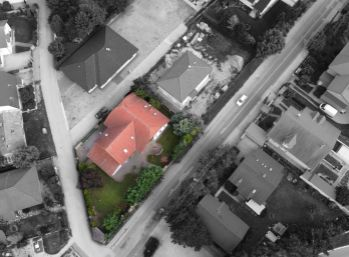 Priestranný 6-izbový rodinný dom v Chorvátskom Grobe, 450 m2 s veľkým pozemkom 825 m2, výborná dostupnosť do BA