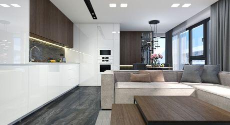 NA PREDAJ KOMPLETNE DOKONČENÝ 3-izbový byt v novostavbe MALÁ PRAHA