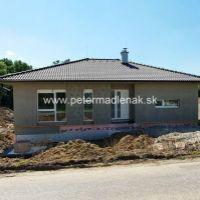 Rodinný dom, Veľká Dolina, 137 m², Novostavba