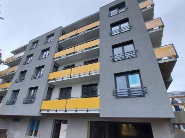 Novostavba 1izbový byt s odpočtom DPH.