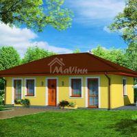 Rodinný dom, Bánovce nad Bebravou, 88 m², Vo výstavbe