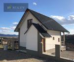 Rekreačná chata s pozemkom 414 m2, novostavba / Horné Srnie