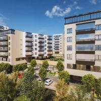 2 izbový byt, Bratislava-Rača, 47.48 m², Novostavba