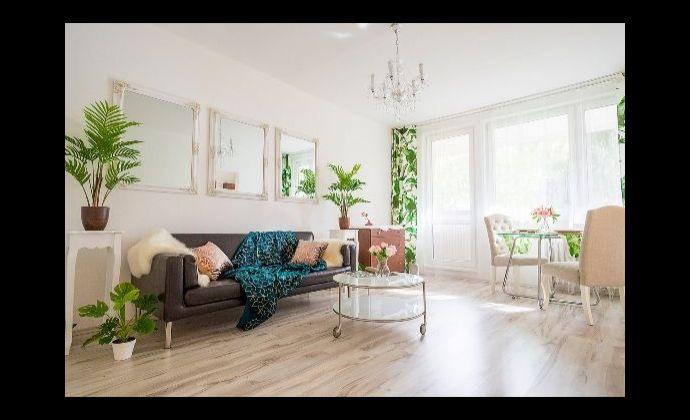 Príjemný v 2 izb. byt  v krásnom prostredí - Karlova ves