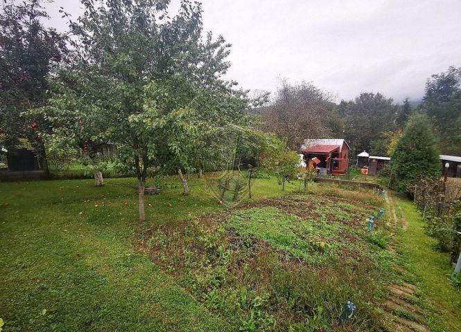 záhrada - Handlová - Fotografia 1