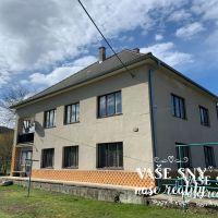 Rodinný dom, Skalka nad Váhom, 140 m², Čiastočná rekonštrukcia