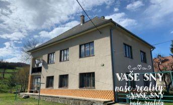 Na predaj veľký rodinny dom v Skalke nad Váhom