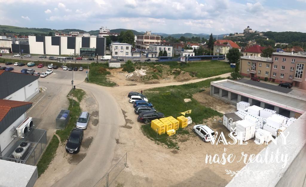 Pozemok pre bytovú vystavbu-Predaj-Trenčín-1.00 €