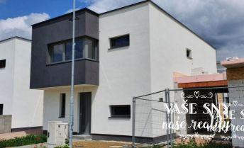 Skolaudovaný 4 izbový rodinný dom Beckovská Vieska