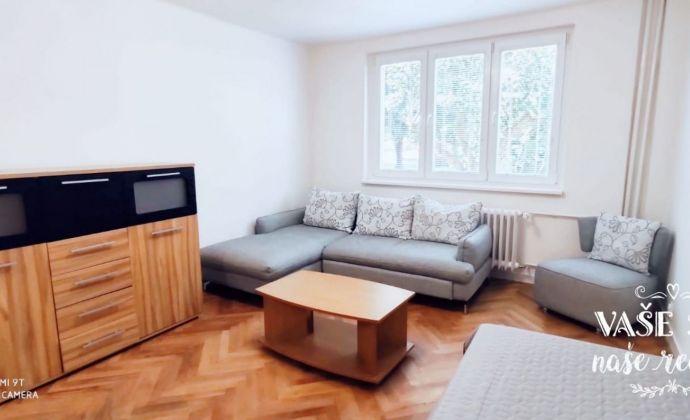 1 izbový byt na prenájom