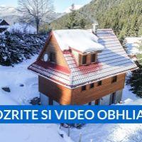 Chata, Partizánska Ľupča, 189 m², Novostavba
