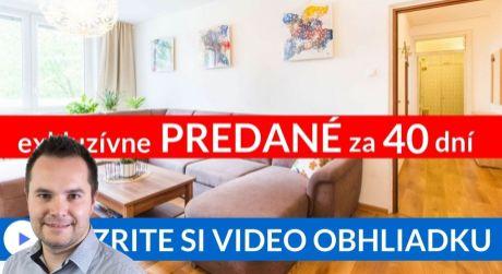 PREDANÉ EXKLUZÍVNE priestranný 3-i byt (83m2) Dolný Kubín - Banisko