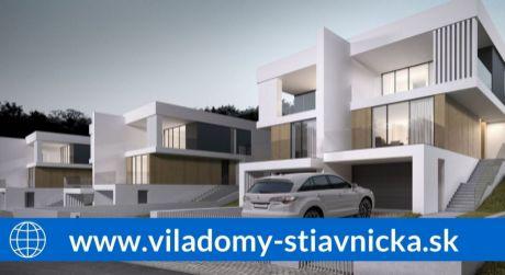 EXKLUZÍVNE komfortné reprezentatívne domy - Štiavnička