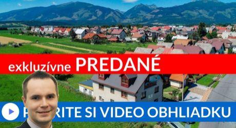 PREDANÉ EXKLUZÍVNE veľkorysý dom - penzión v čarovnej prírode pod Tatrami - Liptovská Kokava