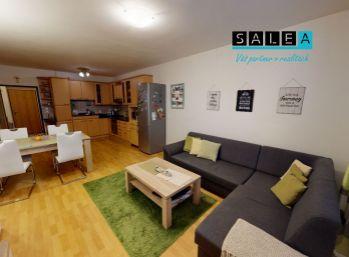 Krásne zariadený 3 izbový byt v Senci, 74 m2, výborná lokalita