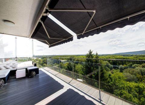 PREDANÝ - Na predaj 6 izbový byt s terasou s krásnym výhľadom na Karloveské rameno - CONDOMINIUM RENAISSANCE