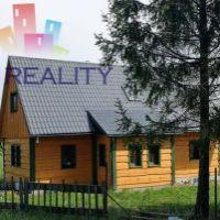 Chata, Liešno, 100 m², Kompletná rekonštrukcia