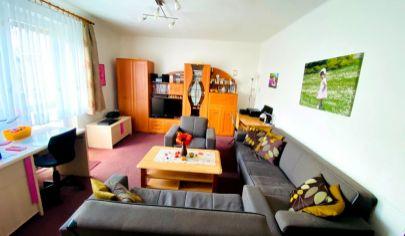 Exkluzívne iba u nás v APEX reality 2i. byt s balkónom na Hlohovej ulici, 54 m2, komora + pivnica