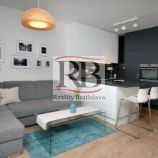 Na prenájom 2 izbový byt v novostavbe PetržalkaCity I. v Petržalke, BAV