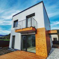 Rodinný dom, Brvnište, 94 m², Novostavba