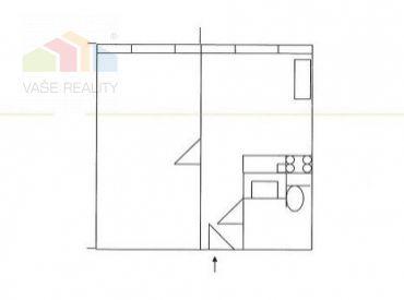 EXKLUZÍVNA PONUKA***Priestranný 1 izbový byt, Dubnica nad Váhom,  40 m2,  zateplený