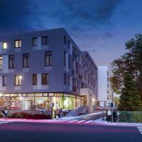 Obchodné, Bratislava-Nové Mesto, 136 m², Novostavba