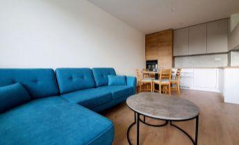 Prenájom 2-izbového bytu v práve skolaudovanej novostavbe komplexu Rodinné byty Zlatovská