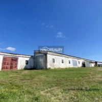 Skladovacie, Skerešovo, 3496 m², Pôvodný stav
