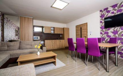 Luxusný 2 izbový na predaj s veľkou terasou