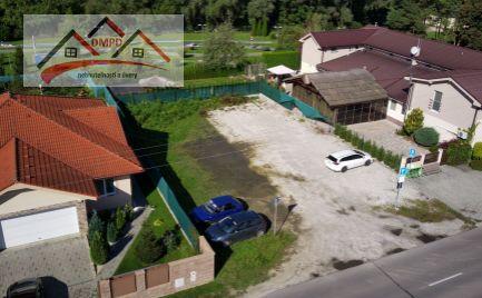 DMPD Real Vám ponúka exkluzívny pozemok v Prievidzi