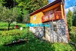 Chatka so záhradou Trenčianske Teplice na predaj, slnečný pozemok 441m2.