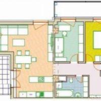 3 izbový byt, Banská Bystrica, 95 m², Novostavba