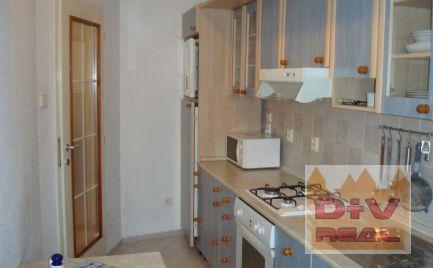 3 izbový byt, Bezručova ulica, Bratislava I, Staré mesto, zariadený