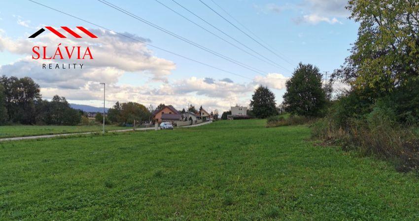 Stavebný pozemok Dežerice 1600m2 na predaj