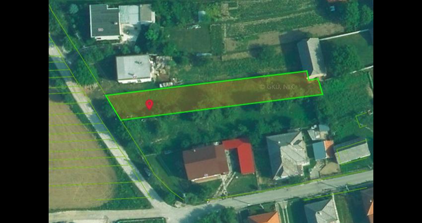 Pozemok Timoradza 829m2 na predaj