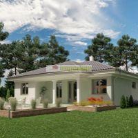 Rodinný dom, Horná Potôň, 104 m², Novostavba