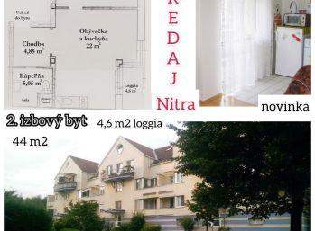 Predaj 2.izb bytu v Nitre na Južnej ul s loggiou