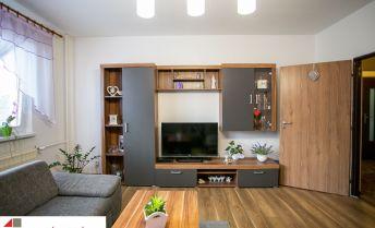 REZERVOVANÝ - EXKLUZÍVNE na predaj veľmi pekný 3-izbový byt v Dubnici nad Váhom.