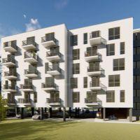 1 izbový byt, Sereď, 32 m², Novostavba