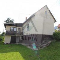 Chata, Liptovská Porúbka, 369 m², Čiastočná rekonštrukcia